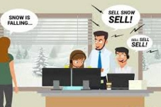 Sell snow